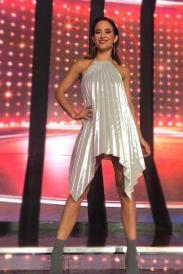 Vestido Plisado soleil por Allo Martinez